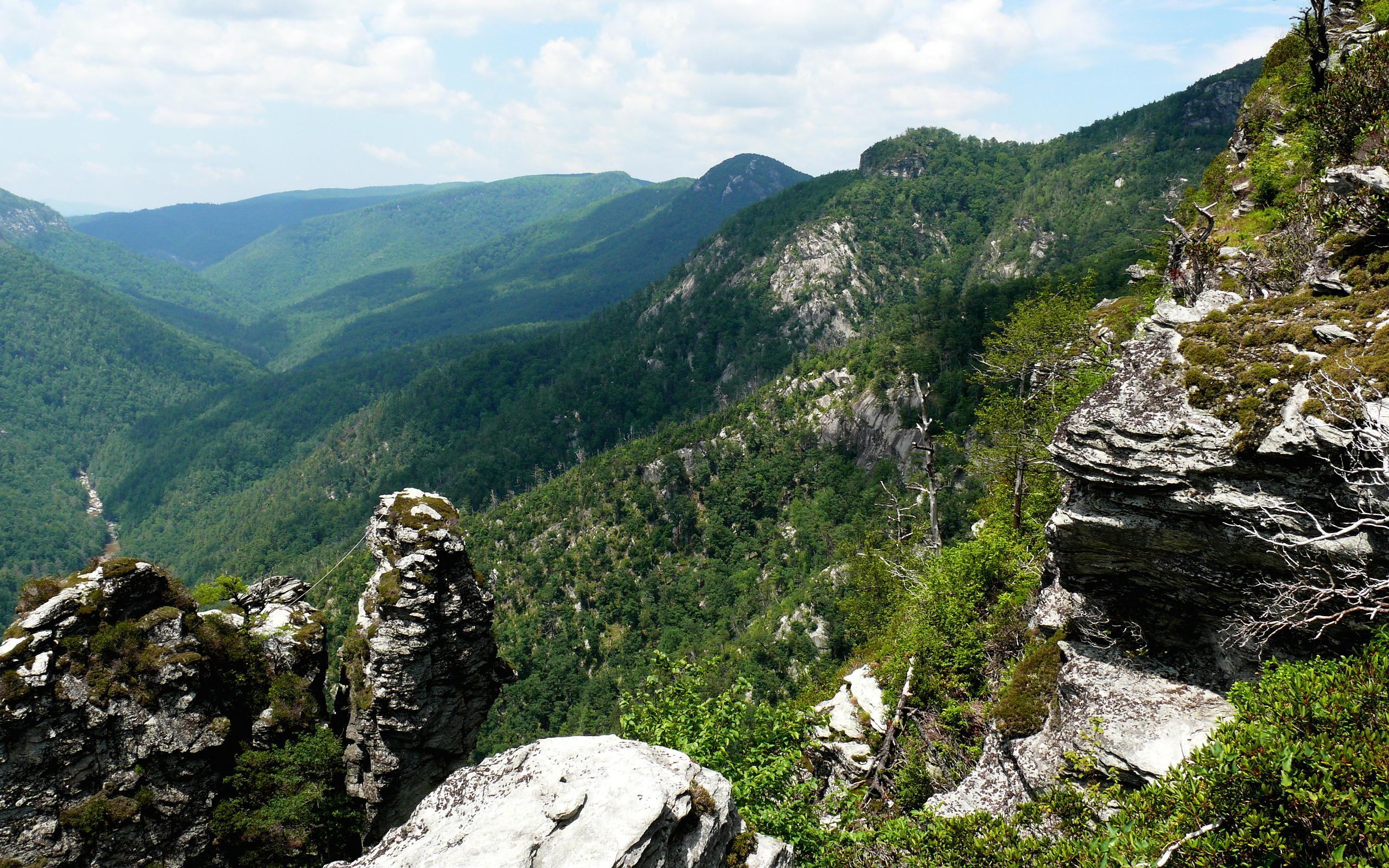 8 Tage auf dem legendärem Appalachian Trail (USA)