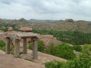 Tempel in Hampi