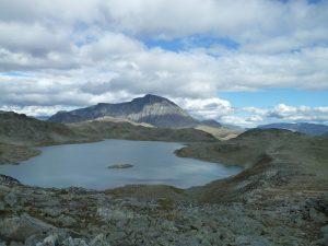 Stehendes Wasser in Norwegen