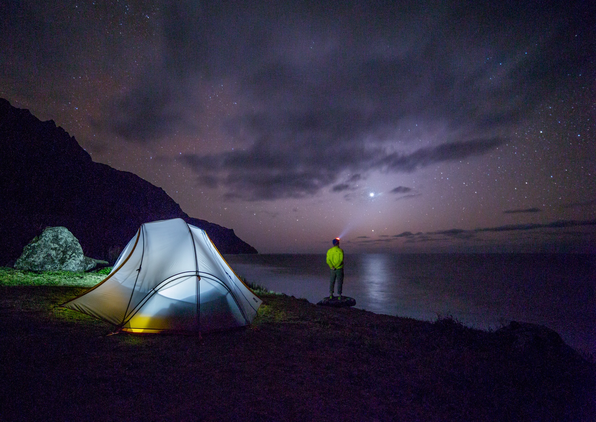 Optimale Beleuchtung in unserem Campinglampen Test 2016