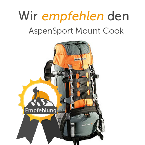 Trekkingrucksack Test