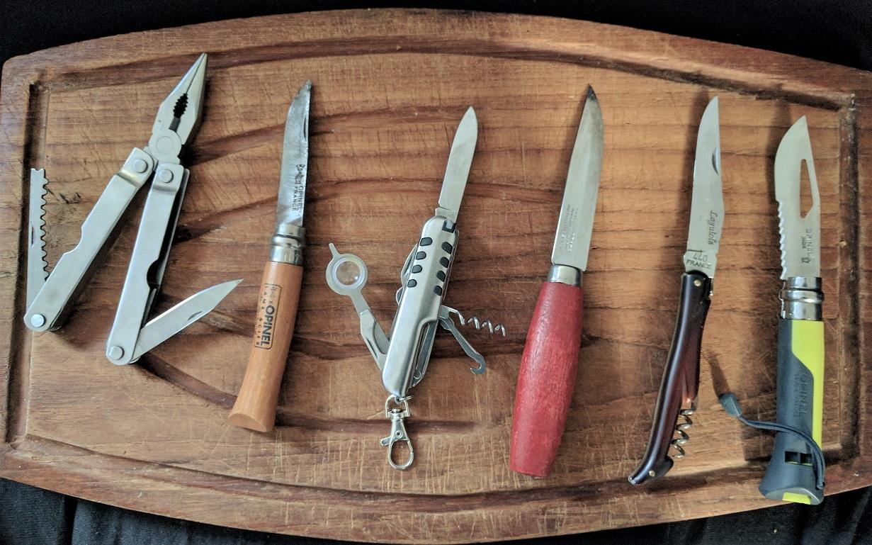 Taschenmesser Test 2018 – Die besten Messer im Vergleich